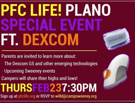 PFC Life! DEXCOM